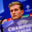 "Liverpool goalkeeper Loris Karius: I want to show I can make ""the next step"" in the Champions League"