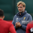 Liverpool manager Jürgen Klopp looking forward to intense Tottenham Hotspur clash
