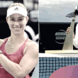 WTA Weekly Update week two: Angelique Kerber continues hot streak; Elise Mertens' Hobart double