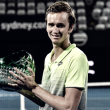 ATP Sydney: Qualifier Daniil Medvedev takes out home favorite Alex de Minaur