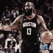 Rockets superam começo ruim e vencem Heat em noite decisiva da dupla Harden e Chris Paul