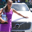 WTA Charleston: Daria Kasatkina set to defend her title