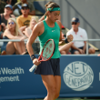 WTA Cincinnati: Caroline Garcia knocks out Victoria Azarenka
