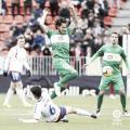 Óscar parando a su antiguo compañero, La Liga 123