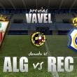 Algeciras CF - Recreativo de Huelva: derbi andaluz con sabor a esperanza
