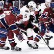 Montreal se adelanta mientras Chicago, N.Y. y Calgary dominan fuera