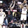 Resultado Chicago Bulls vs Cleveland Cavaliers en Playoffs NBA 2015 (73-94)
