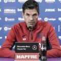 """Pellegrino: """"El Atleti es uno de los mejores de Europa"""""""