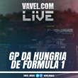 Grande Prêmio da Hungria de F1 ao vivo online