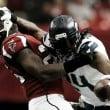 Seahawks vs Falcons: un gran ataque ante una defensiva temible