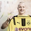 Sebastian Rode signs for Borussia Dortmund on a four-year deal