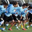 La selección uruguaya emprende su gira asiática sin Jona Rodríguez, Fucile ni Gargano