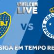 Boca Juniors x Cruzeiro AO VIVO pela quartas de final da Libertadores