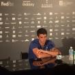 """Rogerinho lamenta eliminação no Rio Open 2017: """"Não consegui entrar no jogo"""""""