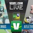 Jogo Palmeiras x Atlético-MG ao vivo online pelo Campeonato Brasileiro 2016 (0-0)