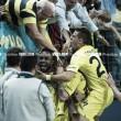 El Villarreal cierra la semana de las remontadas
