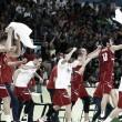 El tercer cuarto da el pase a Serbia