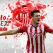 Sporting de Gijón 2015/2016: Sergio Álvarez, el guardián del centro del campo sportinguista