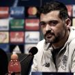 """Sérgio Conceição: """"Preparamos los juegos para ganarlos"""""""