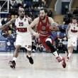 Turkish Airlines EuroLeague - Una bella Olimpia si inchina a Mosca solo nel finale (93-84)
