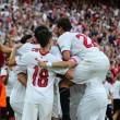 El Sevilla de Sampaoli y Vitolo