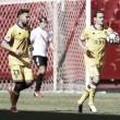 El Alcorcón no puede ante un Sevilla Atlético en inferioridad