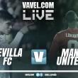 Siviglia - Manchester United in diretta, LIVE Champions League 2017/18 (20:45)