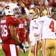 Dawson da la victoria a los 49ers ante unos Cardinals muy luchadores