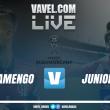 Jogo Flamengo x Junior Barranquilla AO VIVO online pela Sulamericana 2017 (2-1)