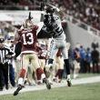 Seahawks sigue en alza y destrozó a 49ers