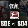 Eintracht Frankfurt vs Schalke 04 Preview: Can Weinzierl pick up his first win at his new club?