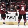 Arizona Coyotes battle past San Jose Sharks in final pre-season contest