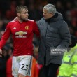 José Mourinho delighted with Luke Shaw's performance in Premier League return