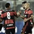 """Autor do gol da vitória, Emerson Sheik desabafa: """"Foi difícil para caramba"""""""
