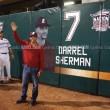 Retiran el histórico #7 de Darrell Sherman