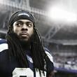 """Richard Sherman critica atitudes da NFL: """"Inconsistente e hipócrita"""""""