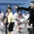Após vitória magra contra Deportivo, Simeone exalta individualidades do Atlético