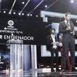 """Simeone: """"Soy un afortunado, tengo un grupo de hombres que superan al jugador de fútbol"""""""