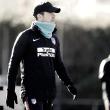 """Simeone: """"Tenemos un partido duro ante un rival que juega muy bien"""""""
