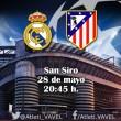 El Atlético se enfrentará al Real Madrid en la final de la Champions