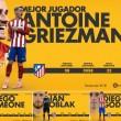 El Atlético acapara la gran mayoría de los premios de LaLiga