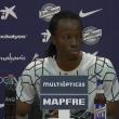 """Bakary Koné: """"Antes que echarme flores prefiero que me definan"""""""