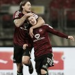 1. FC Nürnberg 2-1 Eintracht Braunschweig: Late strike hands der Club all three points