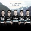 Team Sky unveil Tour de France squad as Froome sets sight on defending title