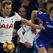 Partido Tottenham vs Chelsea en directo online en Premier League 2017 (0-1)