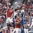 Benfica empata sem gols com o rival Porto em casa e se mantém na liderança