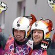 Sochi 2014: oro Germania nello slittino a squadre, Italia quinta