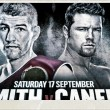 """Canelo"" Álvarez vs ""Beffy"" Smith"