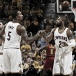 Cleveland Cavaliers improve to 2-0 over Atlanta Hawks behind a historic 25 three-pointers
