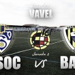 UD Socuéllamos - Barakaldo CF: duelo de altura en el Paquito Giménez